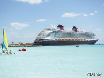 ディズニー・ドリームで航く バハマ3泊クルーズとウォルト・ディズニー・ワールド・リゾート8日間01