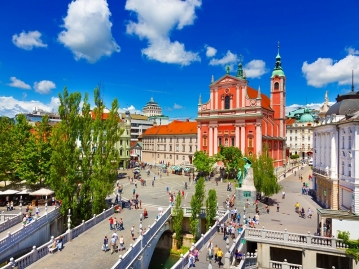 スロヴェニア周遊1