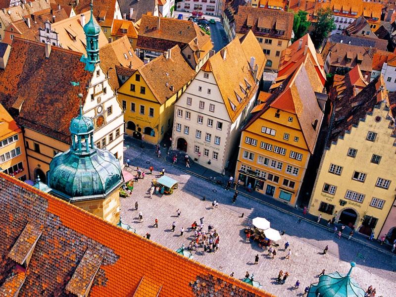 ドイツ観光 おすすめツアー