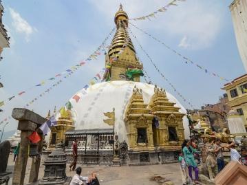 東京発 ネパールひとり旅