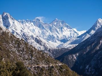 エベレスト&ヒマラヤ絶景遊覧飛行ツアー