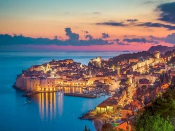 広島発クロアチアひとり旅