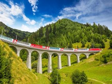 名古屋発スイスひとり旅
