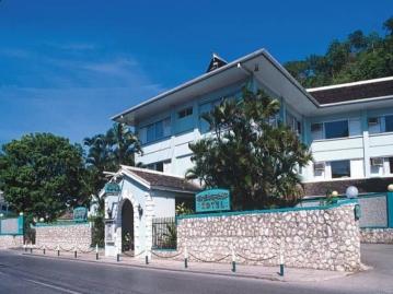 木と水の大地・ジャマイカ!ビーチ目の前のアットホームなドクターズ・ケーブ・ビーチ・ホテル滞在6日間