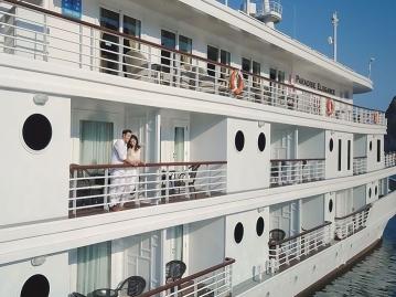 ベトナム ハロン湾クルーズ船宿泊おすすめホテルツアー3