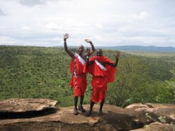 その先のケニアへ カルチャーサファリ