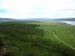 ナクル湖国立公園