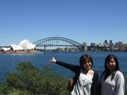 女子旅 旅行記 オーストラリア1