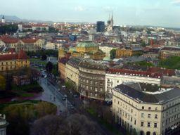 歴史に彩られた石畳の中世の街並みの首都ザグレブから始めよう!