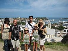 3世代海外旅行で避暑&リゾートもOKのニューカレドニアへ