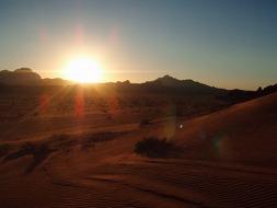 真夏のアラブを旅する