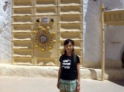 チュニジア女子ひとり旅♪ サベアルギル!