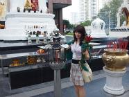 女子旅 旅行記 タイ1