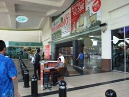 コタキナバル 最新ショッピングモール