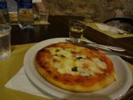 イタリアと言えば!!ピザ&ジェラートでしょ♪ **Let's cooking**