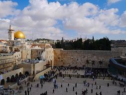 街歩きも楽しい♪ イスラエルの旅へ
