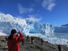パタゴニアで氷河トレッキング!