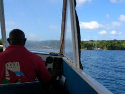バヌアツ・サント島に行ってきました