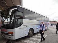 クロアチア 公共バス移動≪スプリット~ドブロブニク編≫