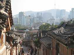 ソウル 市内をぶらり旅