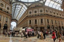 ☆大人の女子旅にお薦め☆ミラノの街歩き
