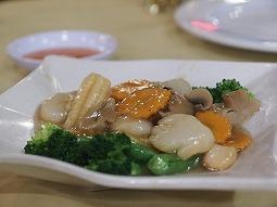 パンタイ・チェナン地区のシーフード中華料理屋「オーキッド・リア」