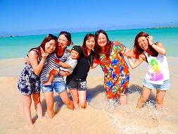 ALOHAな女子旅♪ホノルル挙式参列&癒しのマウイ島