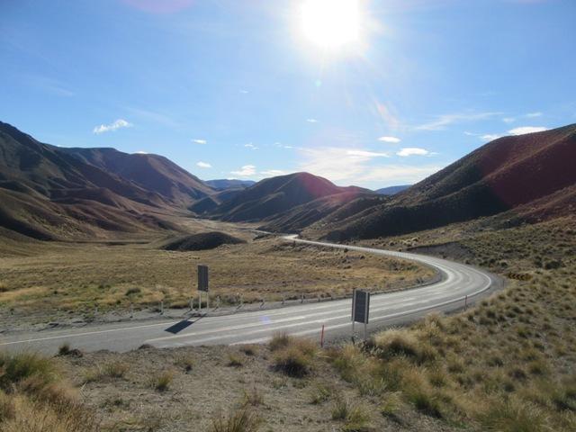 ニュージーランド南島周遊観光バス?
