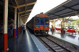 タイの寝台列車体験レポート~バンコクからチェンマイ編~