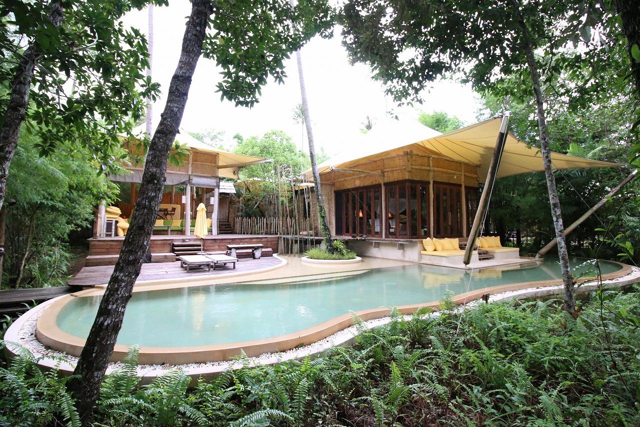 タイの秘境クッド島 憧れのソネバキリでリフレッシュ♥