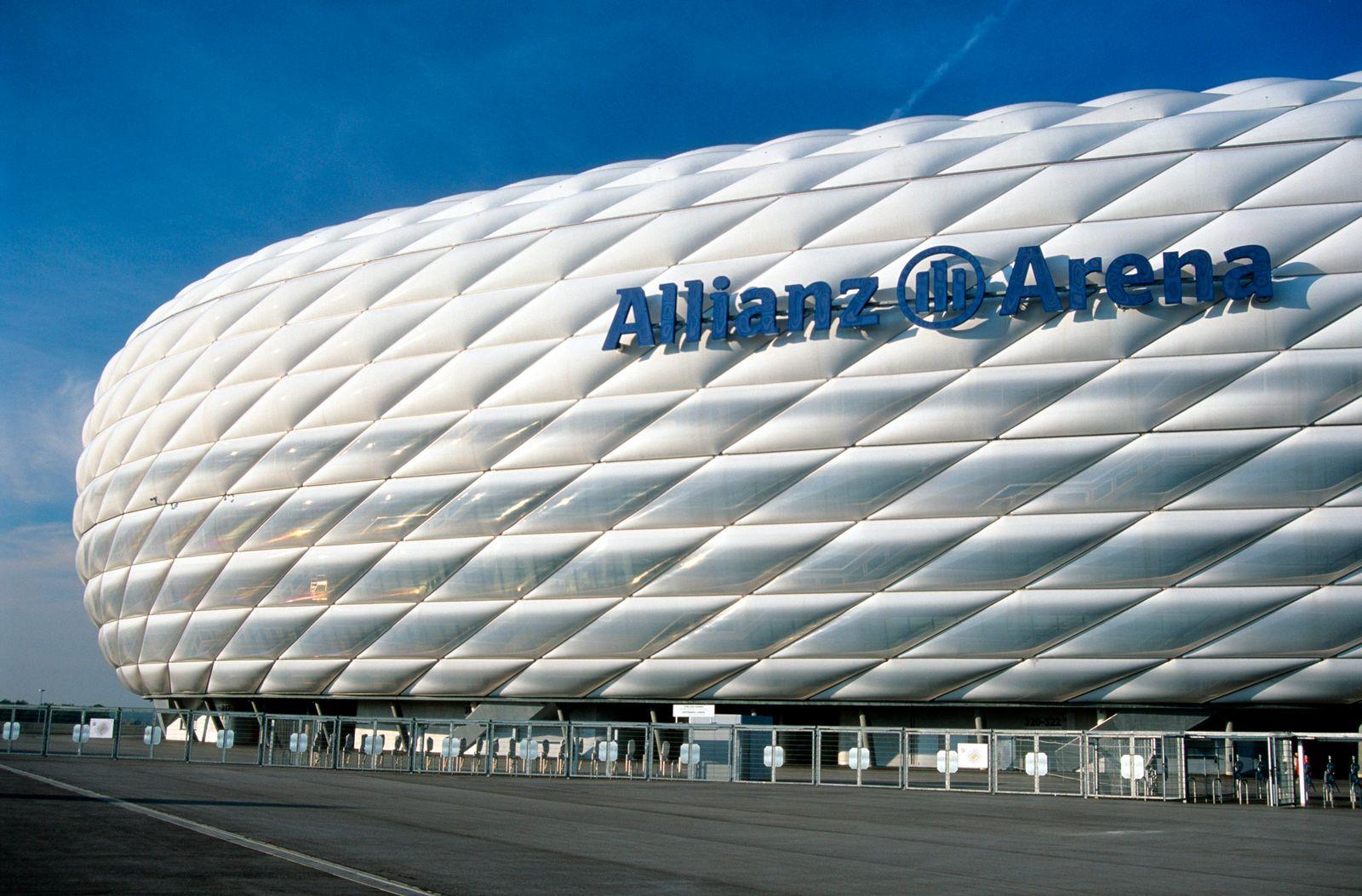 アリアンツ・アレーナ(Allianz Arena)