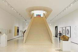 シュテーデル美術館と市立ギャラリー