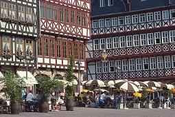 レーマーベルクと市庁舎(レーマー)