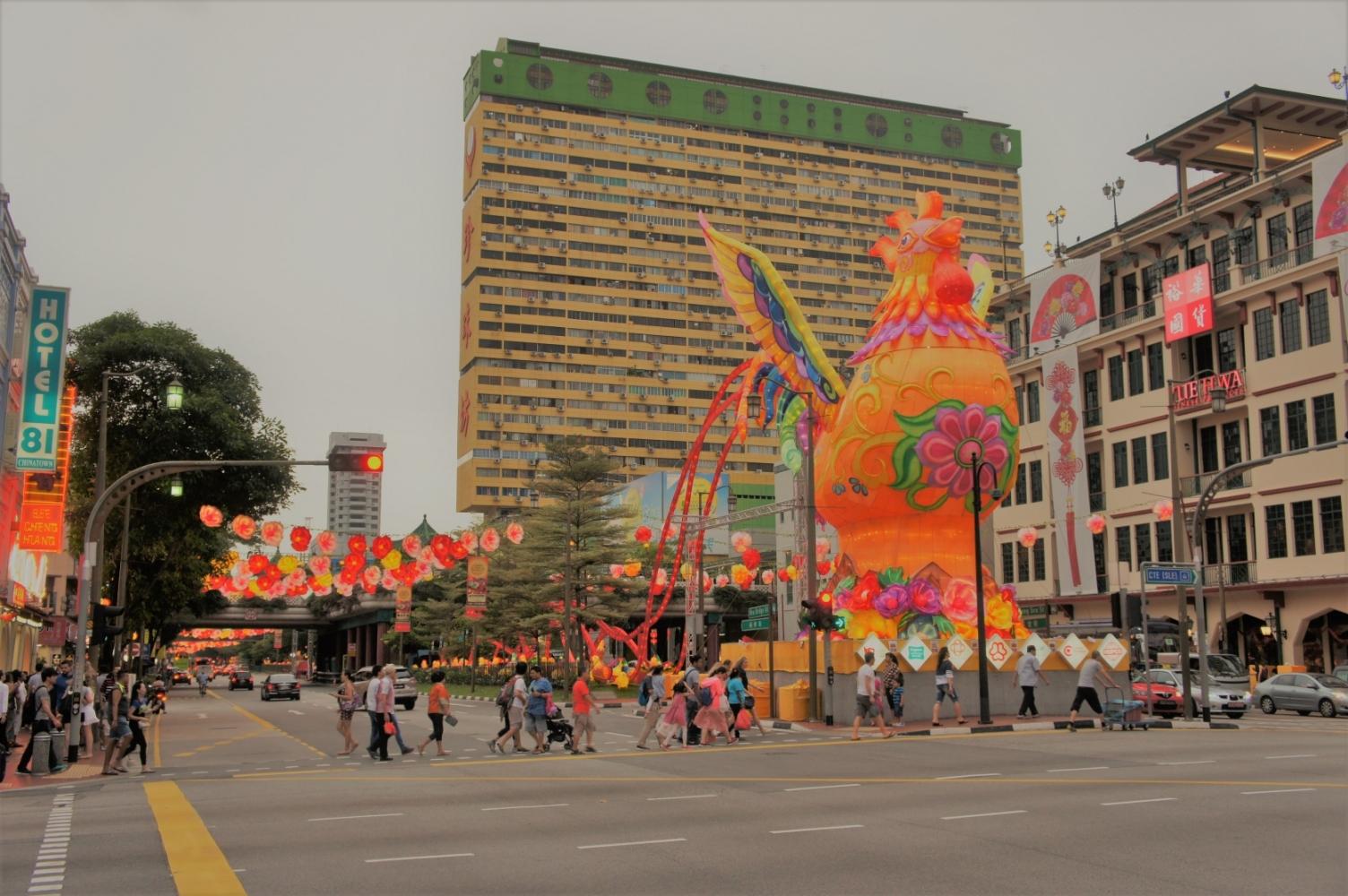 シンガポールの旧正月「春節」って観光に影響あるの?