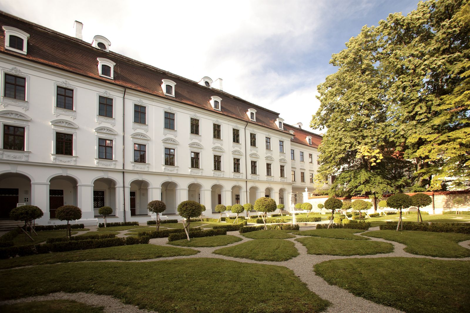 シェッツラー宮殿