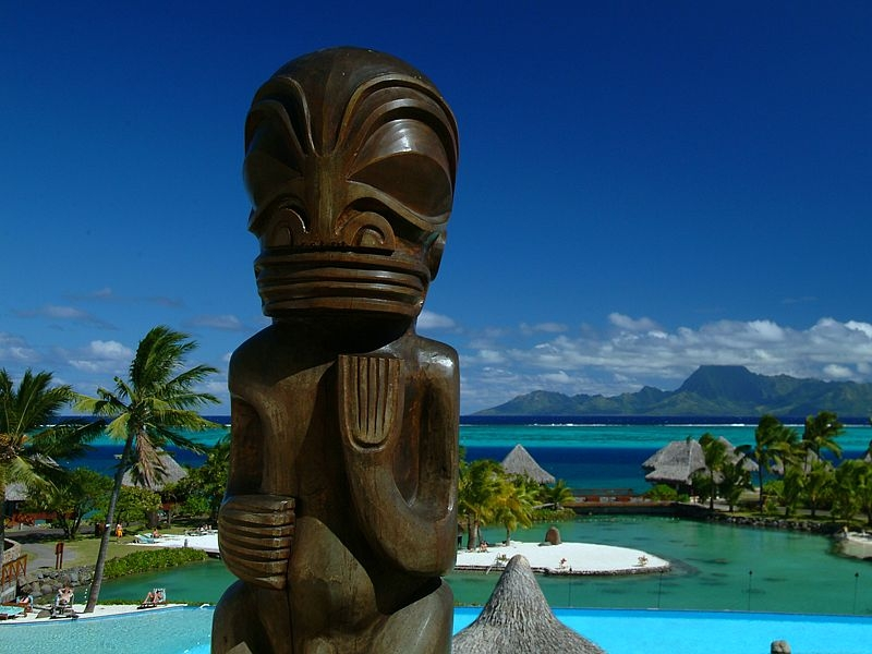 イアオラナ!タヒチ本島、パペーテでの過ごし方!