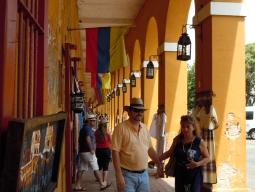 カルタヘナ旧市街観光