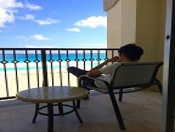 憧れのリゾートカンクンへ!!!たまにのお休みはゆっくり優...