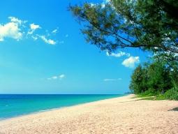 タイビーチ 一人旅 イメージ