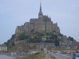 <9-10出発がお得♪>ひとり旅♪世界遺産モンサンミッシェルを日帰り観光★エールフランスで行くパリ4泊6日間 オペラ地区の「トゥーリン」指定