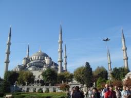 【成田発着】エミレーツ航空でトルコへGO♪ ブルーモスクから徒歩圏内のアヴィセンナホテル指定 イスタンブール5日間【朝食付】