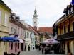 イストラ半島の小さな町リエカ&ポレチュ&ロヴィニ&プーラとザグレブ&リュブリャナを列車と送迎車で巡る7日間