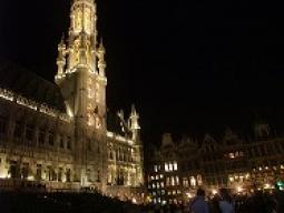 KLMオランダ航空で行く★世界で最も美しい広場がある街で美食巡りの旅 ブリュッセル5日間