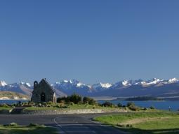 【早割90/120適用!はじめてのニュージーランド】マウントクックとテカポ湖、両方宿泊★ミルフォードサウンド、星空観賞付7日間