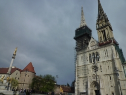 関空発≪ターキッシュエアラインズ航空≫話題のクロアチアへGO♪到着時安心の送迎付!歴史に彩られた石畳の中世の町並み残るザグレブ6日間