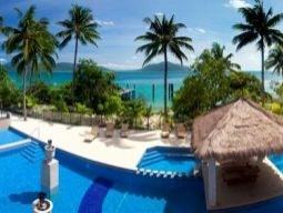 グレートバリアリーフの島!フィッツロイ島に泊まる♪珊瑚礁と熱帯雨林を楽しめるフィッツロイアイランドリゾート&ケアンズ2泊 5日間