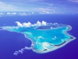 ☆最後の楽園クック諸島☆夢のアイツタキへ。。水上コテージ宿泊!アイツタキラグーンリゾート2連泊&エッジウォーターリゾート 周遊6日間