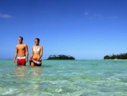 ★☆南太平洋の秘密の楽園☆人気のムリビーチエリア広大な敷地に64部屋のスモールラグジュアリーリゾート パシフィックリゾートラロトンガ泊 6日間
