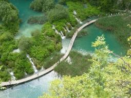 弾丸でクロアチア周遊♪♪到着時送迎付!世界遺産の森プリトヴィッツェに宿泊!プリトヴィッツェ&スプリット&ドブロブニクを巡る6日間