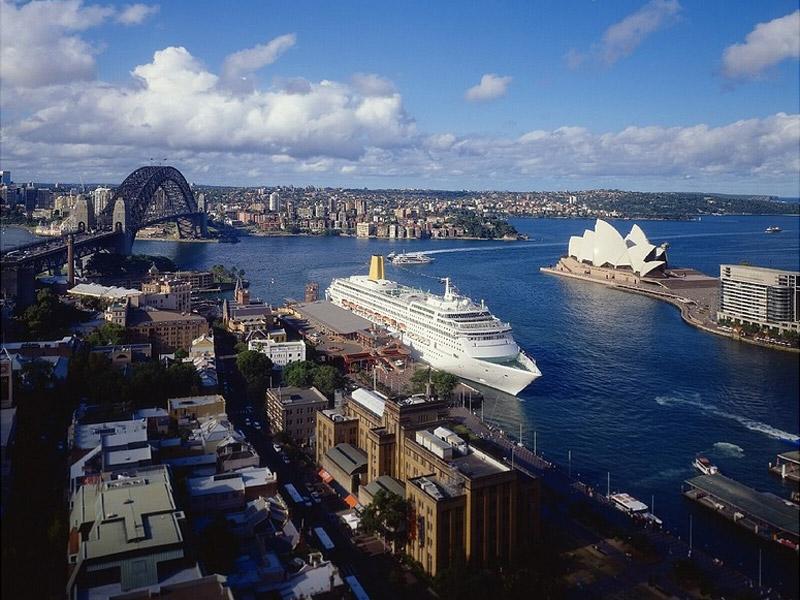 オーストラリア・シドニー写真